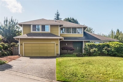 Bellevue Single Family Home For Sale: 6222 113th Place SE