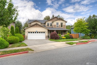 Mount Vernon Single Family Home For Sale: 3609 Becky Place
