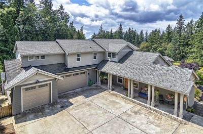 Bremerton Single Family Home For Sale: 6036 Pahrmann Place NW