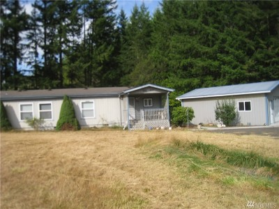 Winlock Single Family Home For Sale: 482 S Military Rd