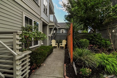 Seattle Condo/Townhouse For Sale: 5953 California Ave SW #1-A