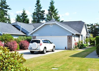 Everson Condo/Townhouse For Sale: 6836 Raspberry Dr #B