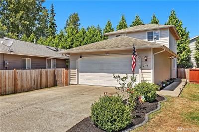 Marysville Condo/Townhouse For Sale: 2715 179th Place NE