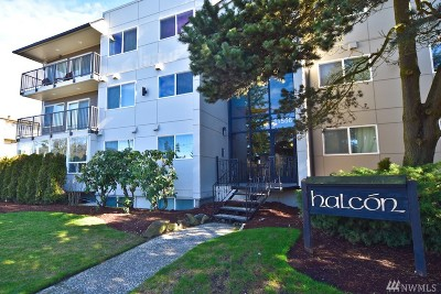 Seattle Condo/Townhouse For Sale: 11556 Greenwood Ave N #103