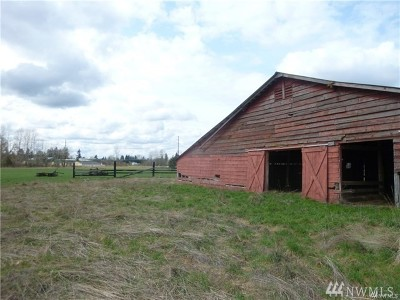 Yelm Single Family Home For Sale: 16135 Railway Rd SE