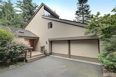 Sammamish Single Family Home For Sale: 2408 Sahalee Dr W