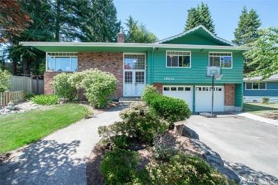 Shoreline WA Single Family Home For Sale: $637,500