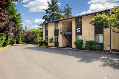Kirkland Condo/Townhouse For Sale: 14441 NE 127th Lane #S-3
