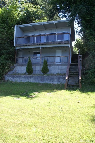 Port Orchard Single Family Home Contingent: 6308 SE Long Lake Rd