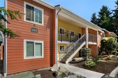 Bellevue Condo/Townhouse For Sale: 12621 SE 41st Place #G101