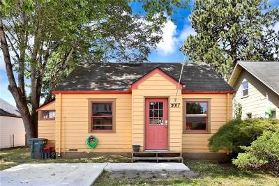 Bellingham Single Family Home For Sale: 3017 Elm St