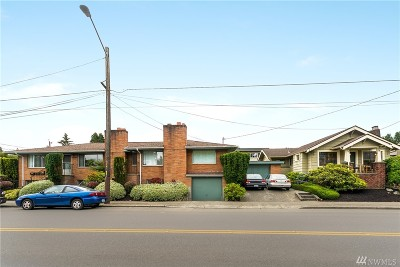 Seattle Multi Family Home For Sale: 1311 NW 85th St