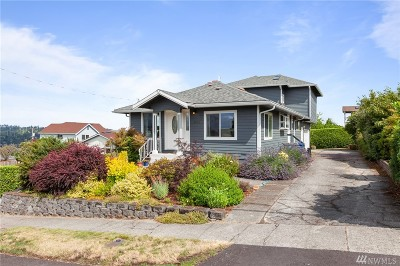Renton Single Family Home For Sale: 1314 S 7th St