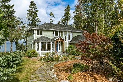 Coupeville Single Family Home For Sale: 1604 Seacrest Lane