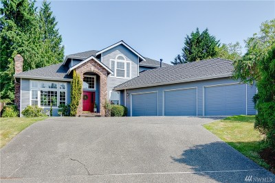 Mukilteo Single Family Home For Sale: 13231 46th Place W