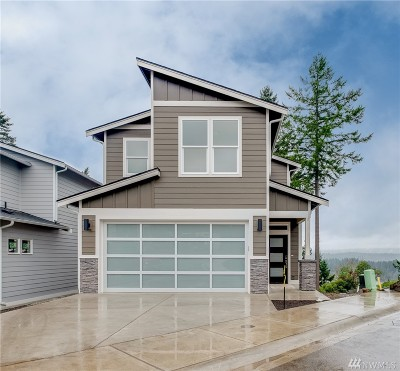 Bremerton Single Family Home For Sale: 107 Blackfish Ct