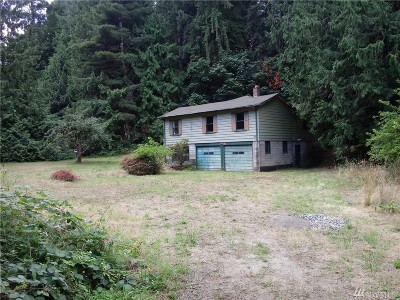 Bremerton Single Family Home For Sale: 1317 Corbet Dr NW