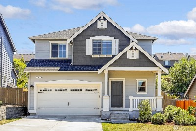 Auburn Single Family Home For Sale: 2320 54th St SE