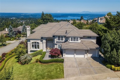 Bellevue Single Family Home For Sale: 16710 SE 59th St