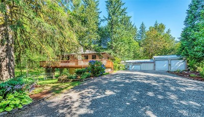 Woodinville WA Single Family Home For Sale: $699,850