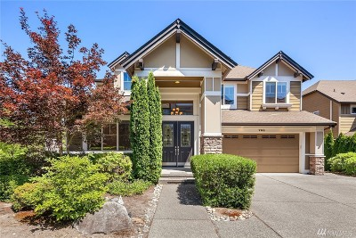 Issaquah Single Family Home For Sale: 705 Lingering Pine Ct NW