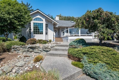 Anacortes Single Family Home Pending: 4302 Kingsway