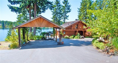 Single Family Home For Sale: 2740 Tahuya Blacksmith Rd NE
