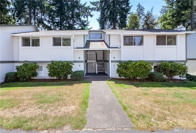 Federal Way Condo/Townhouse For Sale: 427 S 325th Place #V6
