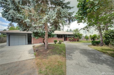 Marysville Single Family Home For Sale: 8130 59th Ave NE