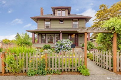 Everett Single Family Home For Sale: 2130 Virginia Ave