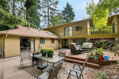 Mountlake Terrace Single Family Home For Sale: 21704 54th Ave W