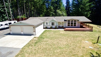 Lewis County Single Family Home For Sale: 140 Evergreen Lane