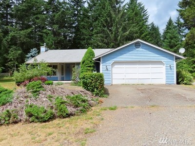 Port Orchard Single Family Home For Sale: 12000 Rosedale Lane SW