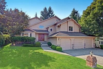 Kenmore Single Family Home For Sale: 16107 Inglewood Terr NE