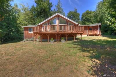 Camano Island Single Family Home For Sale: 3333 Bernie Rd