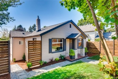 Seattle Single Family Home For Sale: 8415 16th Ave SW