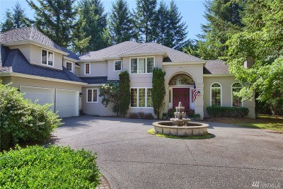 Gig Harbor Single Family Home For Sale: 4306 N Foxglove Dr NW