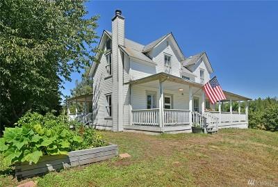 Bainbridge Island Single Family Home For Sale: 8000 NE Lovgreen Rd W
