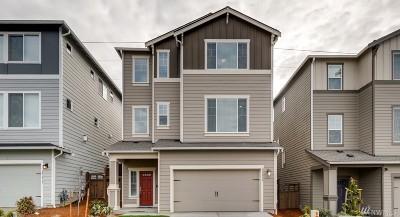 Auburn WA Single Family Home For Sale: $534,950