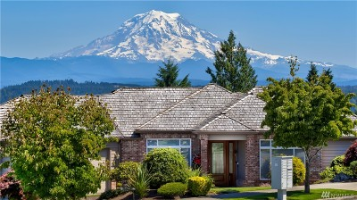 Puyallup Single Family Home For Sale: 4314 Crystal Lane Lp SE