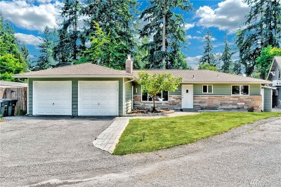 Bothell WA Single Family Home For Sale: $569,950
