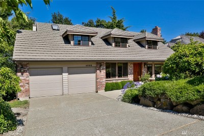 Bellevue Single Family Home For Sale: 4732 155th Place SE