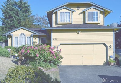 Federal Way Single Family Home For Sale: 4201 SW 338th St