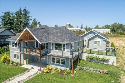 Lynden Single Family Home Contingent: 1757 Baker Crown Cir