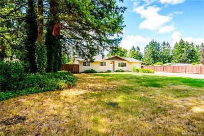 Rainier Single Family Home Pending: 208 133rd Ave SE