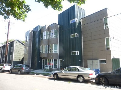 Seattle Commercial For Sale: 4724 22nd Ave NE