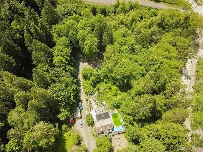 Gig Harbor WA Single Family Home For Sale: $1,200,000