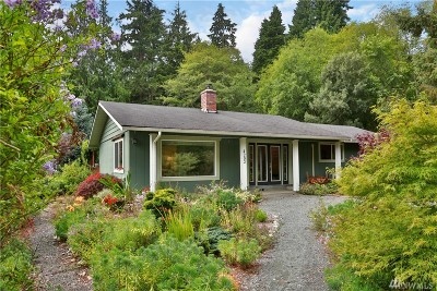 Langley Single Family Home Pending Inspection: 4202 Sandy Point Rd