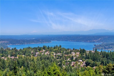 Bellevue WA Single Family Home For Sale: $2,350,000