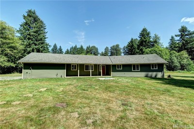 Pierce County Single Family Home For Sale: 20108 State Route 706 E